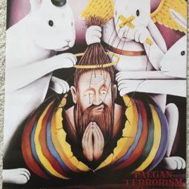 Acid Bath – Paegan Terrorism Tactics Poster