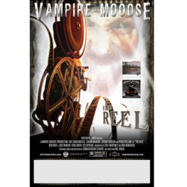 Vampire Mooose – The Reel Poster