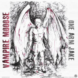Vampire Mooose / Karen Page – Split 7 Inch