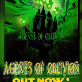 Agents Of Oblivion Poster