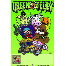 Green JellŸ – Musick to Insult Your Intelligence By Poster