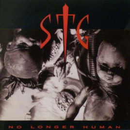 STG – No Longer Human CD