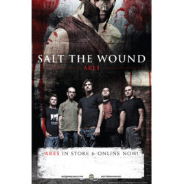 Salt The Wound – Ares Poster
