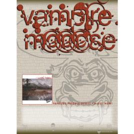 Vampire Mooose Promo Poster