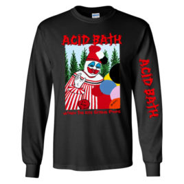Acid Bath When The Kite String Pops Long Sleeve Shirt