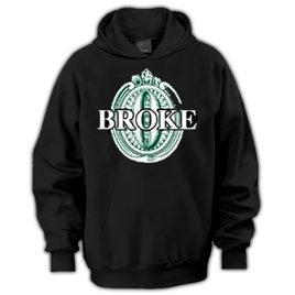 Broke Hoodie
