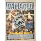 Damaged – Token Remedies Research Poster