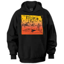 Dog Fashion Disco – Desert Grave Hoodie
