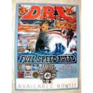 DRI – Full Speed Ahead Poster
