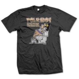 Polkadot Cadaver – King on the Throne T-shirt