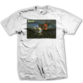 Excel – Skater T-shirt
