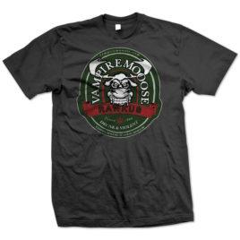 Vampire Mooose – Mooose Head T-shirt