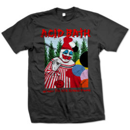Acid Bath – When The Kite String Pops T-shirt