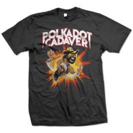 Polkadot Cadaver – Macho Man T-shirt