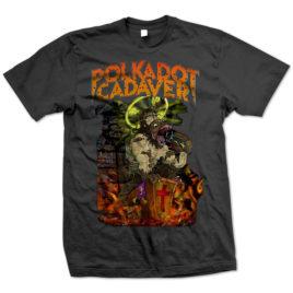 Polkadot Cadaver – A Wolf in Jesus Skin T-shirt