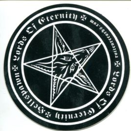 Hellspawn Lords of Eternity Promo Sticker