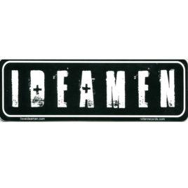 IDEAMEN Promo Sticker