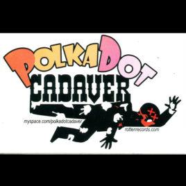 POLKADOT CADAVER Sticker