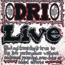 DRI – Live (Digital Download-Full Album)