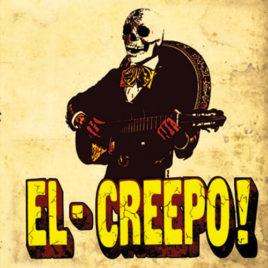 EL-CREEPO! – Self Titled (Digital Download-Full Album)