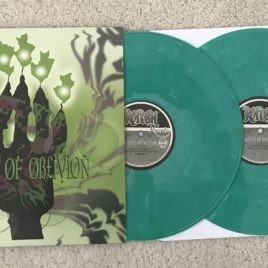 Agents of Oblivion – LP -180 Gram Green Vinyl First Pressing