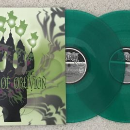 Agents of Oblivion – Vinyl Double LP – Clear Green Color